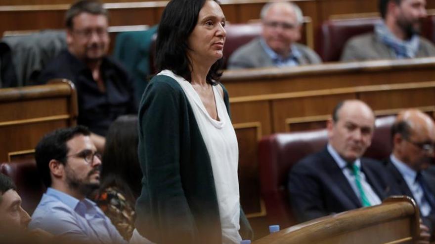 Bescansa dice que amenazar con elecciones es para recordar el pacto con el PSOE