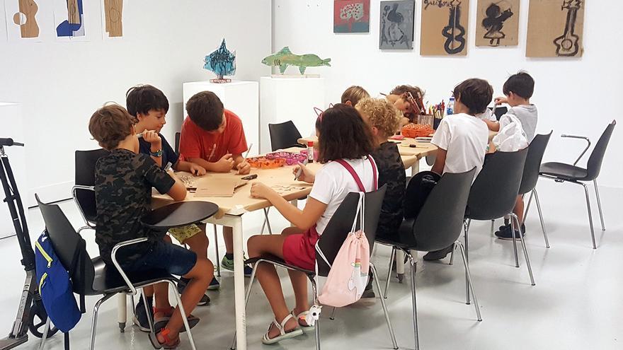 El Centro Párraga programa actividades dirigidas al público infantil
