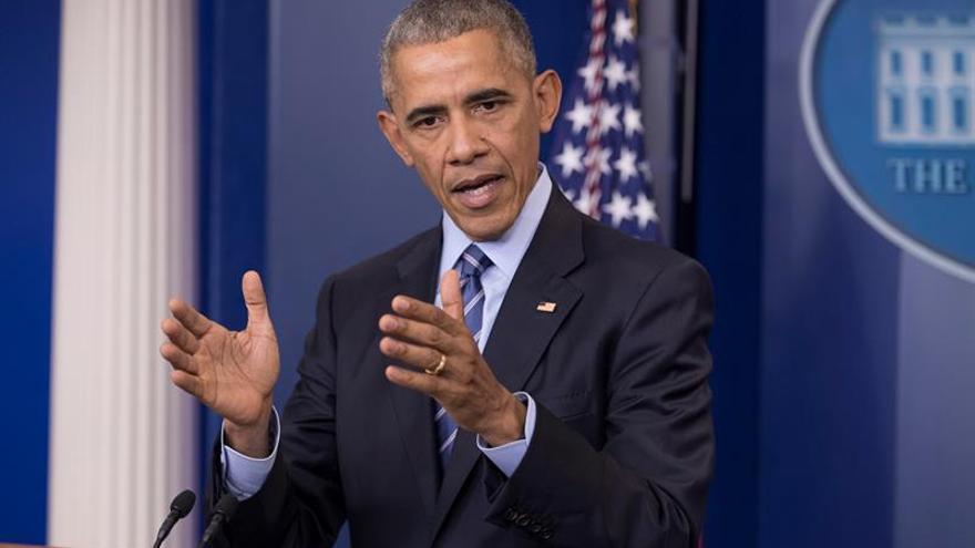Obama prohíbe las prospecciones en el Ártico y en unas zonas del Atlántico