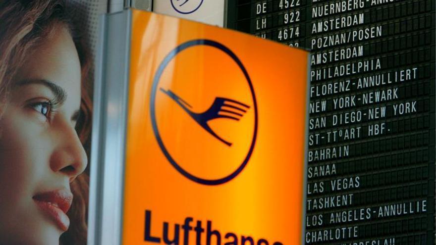 Lufthansa y el personal de cabina llegan a un acuerdo, que evitará huelgas