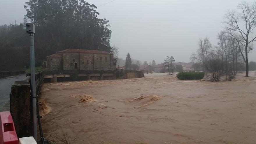 El Gobierno destina 6,37 millones a Cantabria para las obras de emergencia por las inundaciones de enero