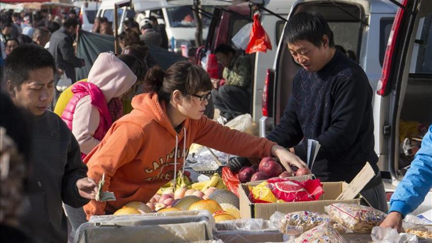 El IPC chino se acelera en octubre y se acerca al límite marcado por Pekín