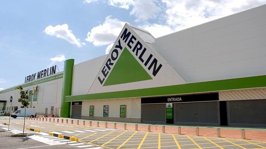 Gobierno firma con Leroy Merlin un acuerdo de intenciones para un nuevo centro comercial en Cantabria