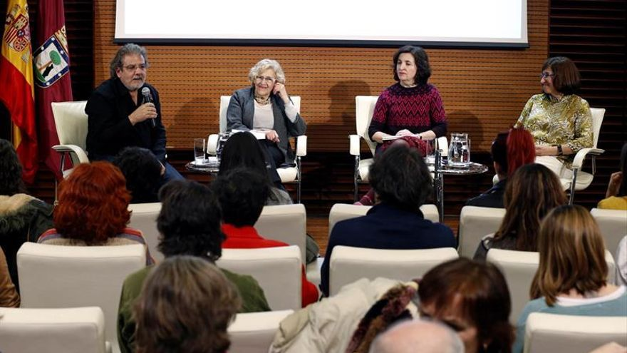 El Ayuntamiento de Madrid repondrá los vestigios franquistas retirados