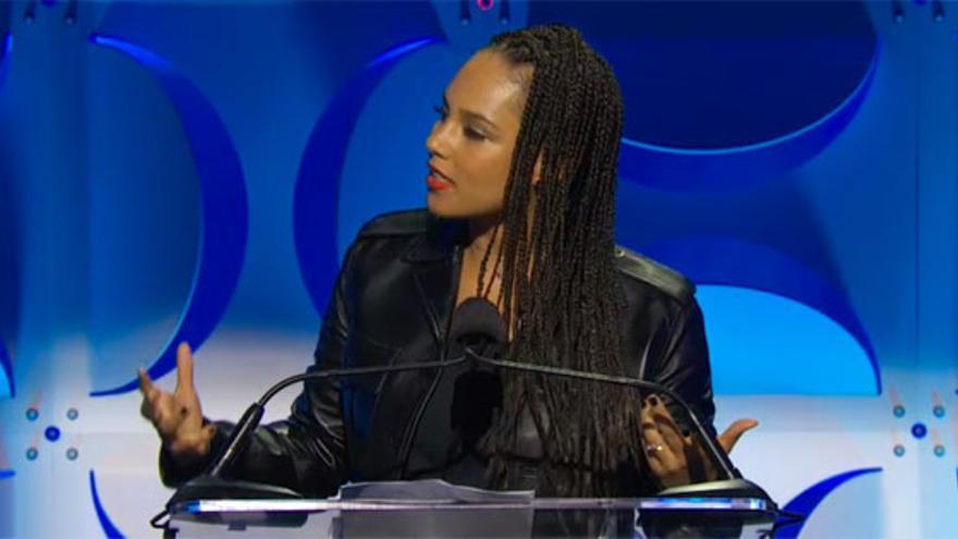 Alicia Keys presenta Tidal
