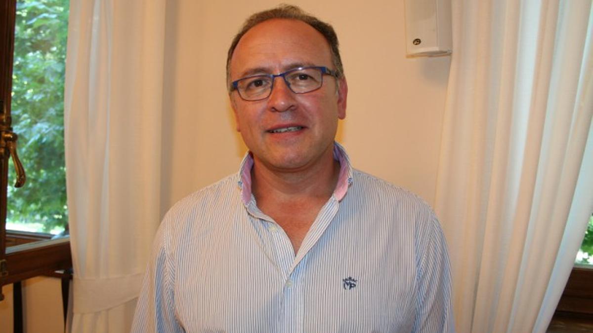 Gerardo Gutiérrez Ardoy, director general del SEPE
