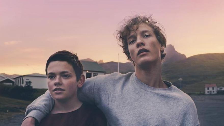 Póster de 'Heartstone, corazones de piedra', ahora en cines en España