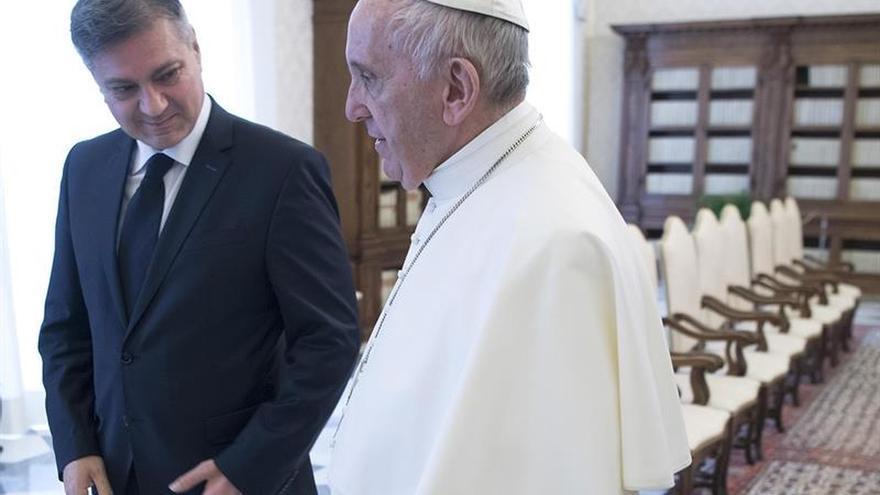 El Papa nombro al cardenal Carlos Aguiar Retes arzobispo de Ciudad de México
