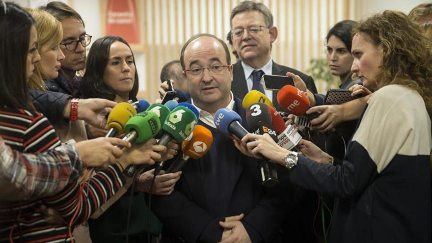 Socialistas valencianos y catalanes reclaman avances en la nueva financiación