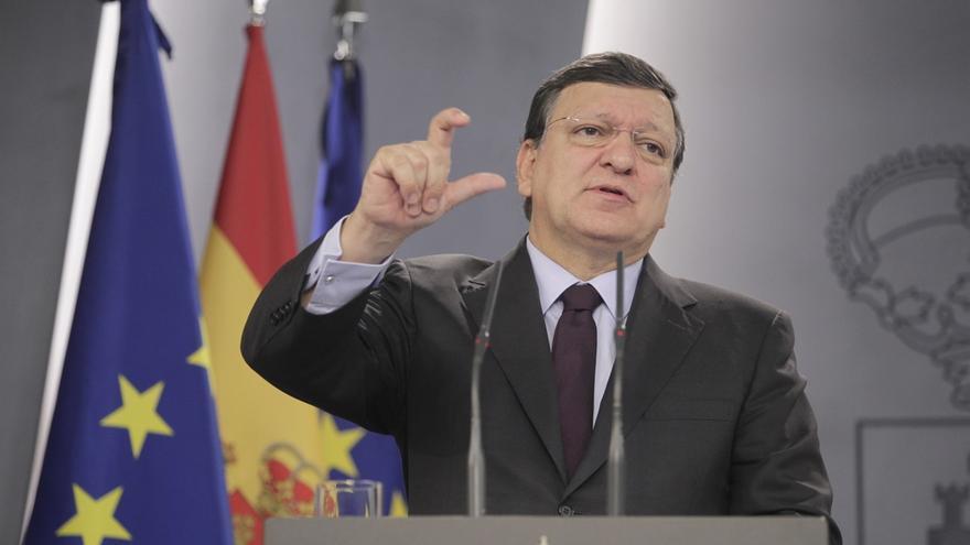 Barroso cita a Andalucía como modelo a seguir para integrar a los gitanos en Europa