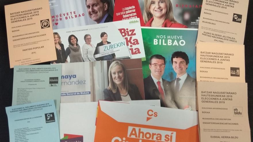 Un total de 1.723.052 electores podrán votar en las elecciones municipales y forales en Euskadi