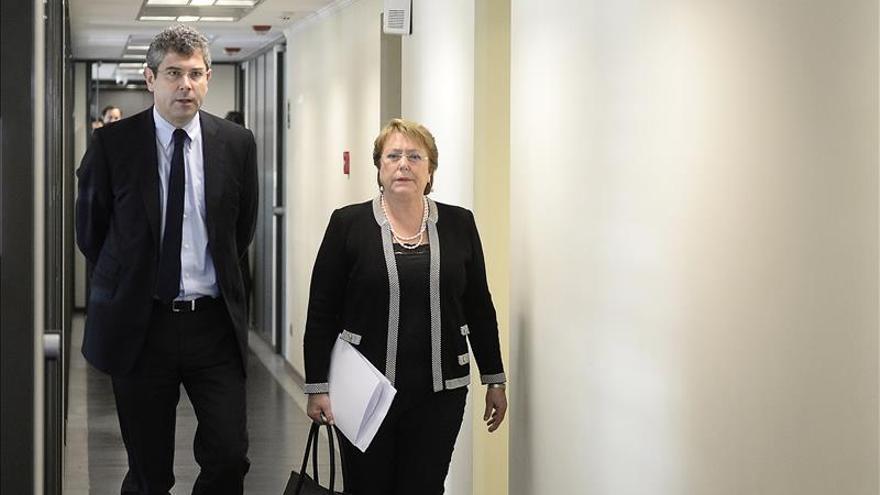 Democracia Cristiana condiciona su apoyo a Bachelet tras incidente con ministro