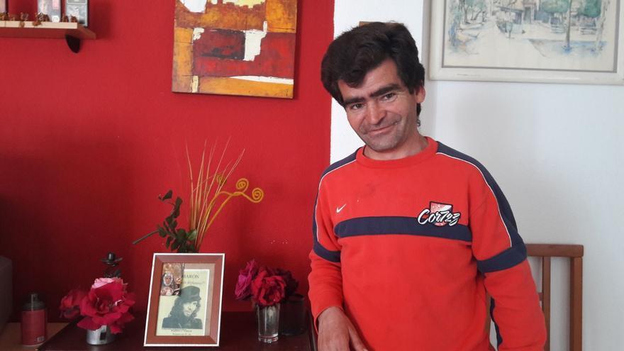 Joselito, el hombre sin identidad oficial que no existe para el sistema.