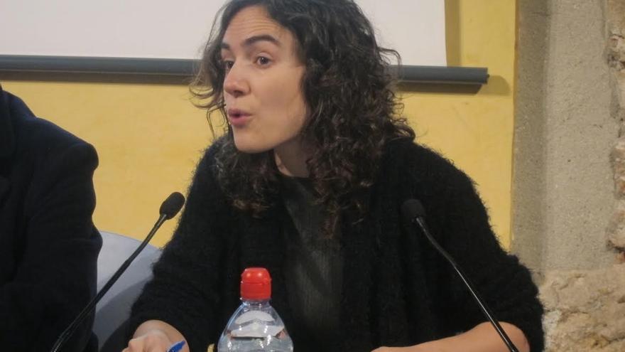 Ubasart (Podem) defiende que Estado y Generalitat cierren un acuerdo para un referéndum como en Escocia