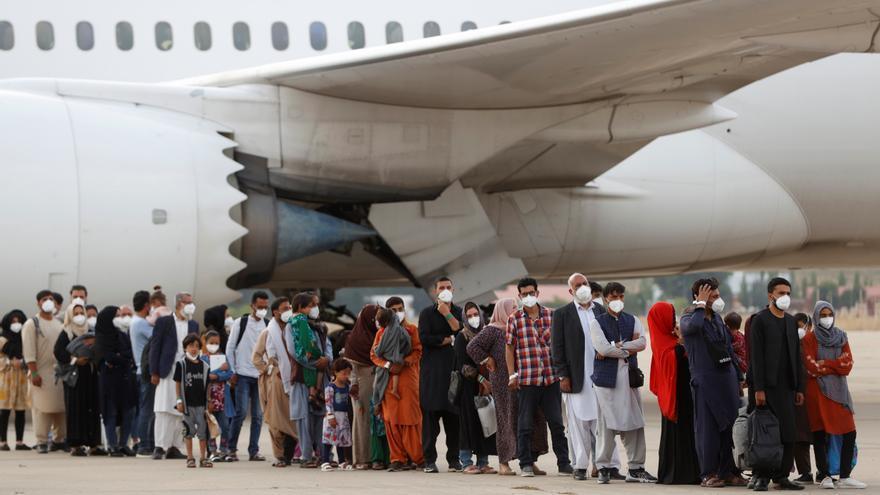 """""""Les esperaba muerte"""": el relato de un feliz reencuentro lejos de Afganistán"""