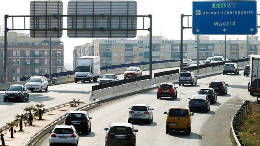 Cinco muertos, dos eran motoristas, en accidentes de tráfico el fin de semana