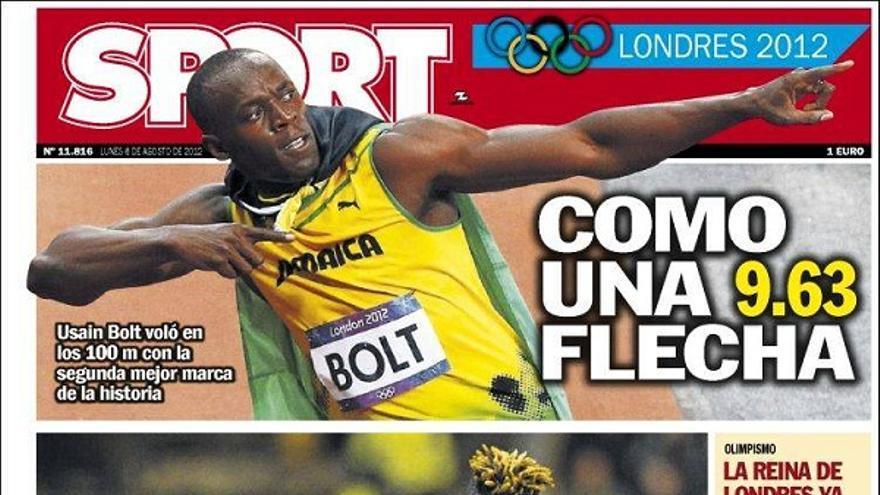 De las portadas del día (06/08/2012) #15