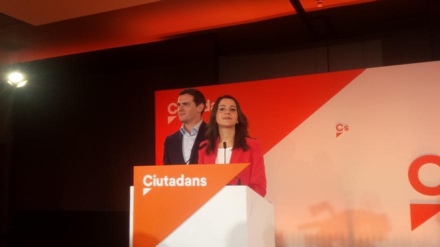 Rivera ve en el resultado el agotamiento del bipartidismo y plantea un proyecto ilusionante para España