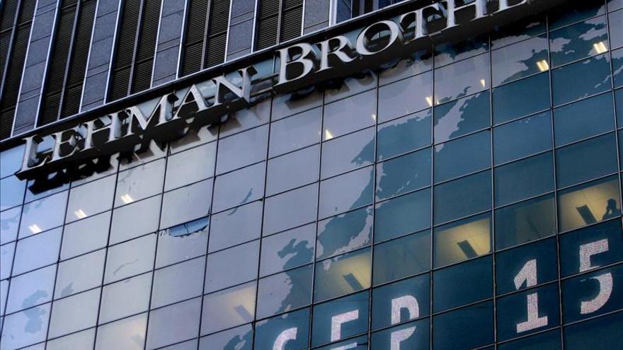 La crisis financiera persisten cinco años después