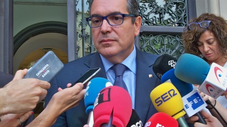 El exconseller Jané será coordinador de seguridad pública en Interior al recuperar su plaza de funcionario