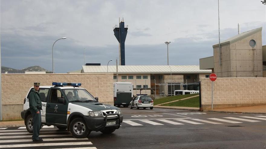 El centro penitenciario de Albocàsser, en Castelló.