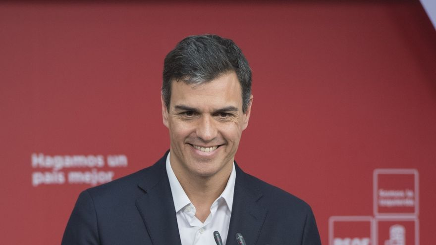 Pedro Sánchez ya no se ve más cerca de Manuel Valls que de Jeremy Corbyn