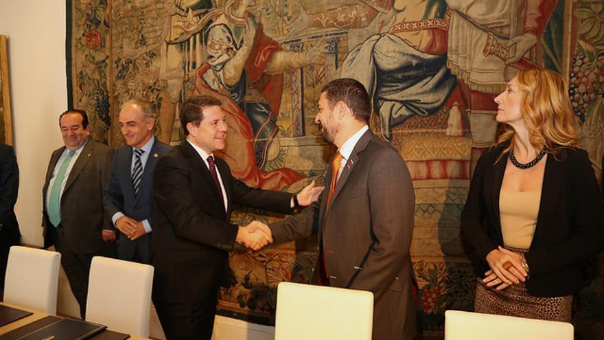 Castilla la mancha pone en marcha sus seis oficinas for Oficina virtual de castilla la mancha
