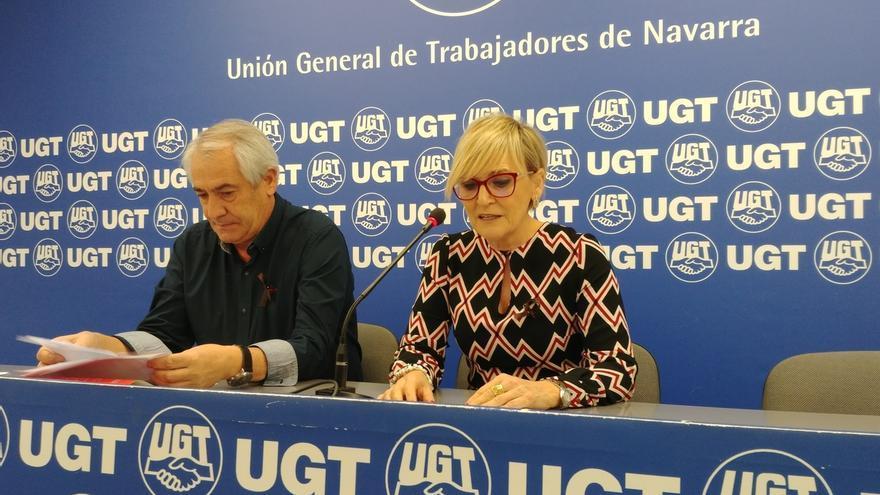 """UGT reclama """"un nuevo acuerdo intersectorial"""" y """"sacar adelante el Plan de Empleo de Navarra"""""""