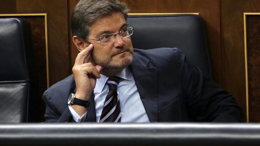 """Catalá dice a CIU que """"mire dentro de casa y deje de dar lecciones de ética"""""""