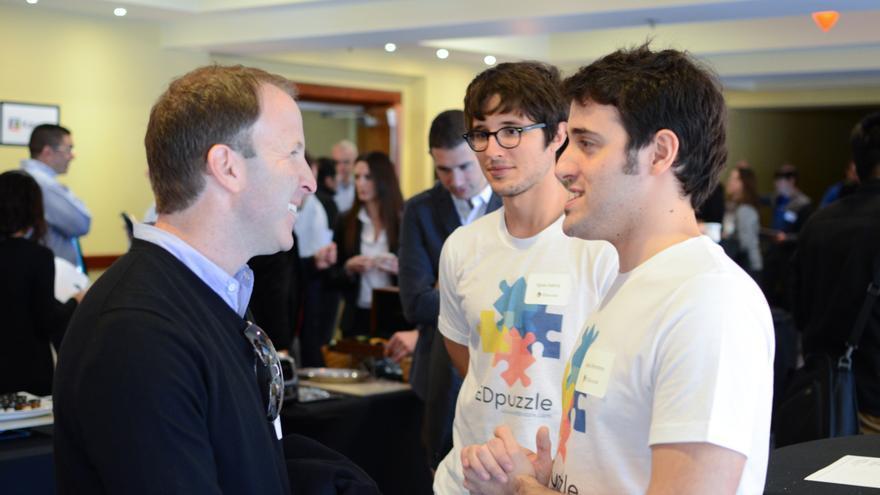 Quim Sabrià, emprendedor educativo y cofundador de Edpuzzle.