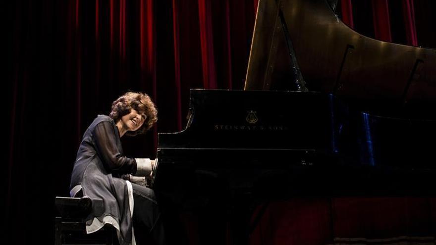 La fusión de flamenco y piano invade de aire español el escenario brasileño