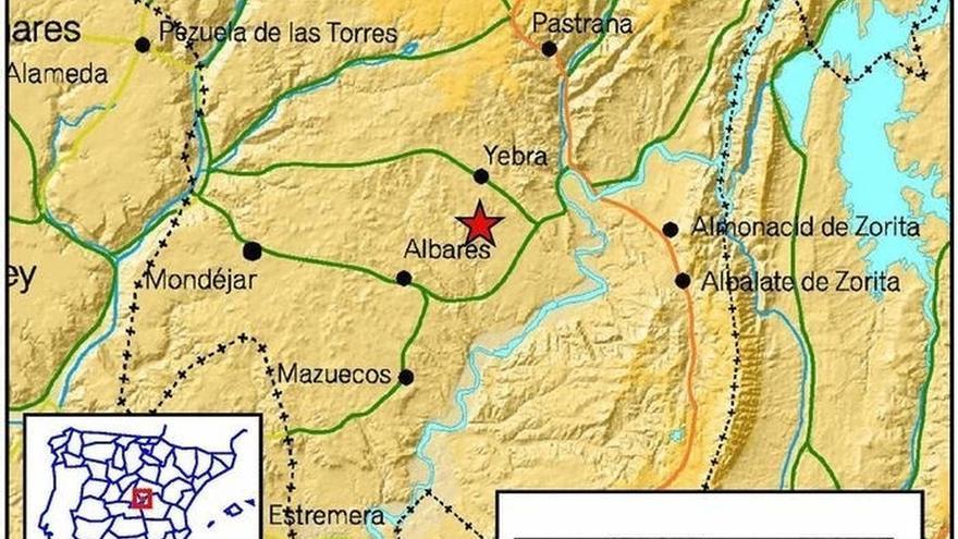 Yebra está muy cerca de las nucleares de Trillo y la ya cerrada Zorita