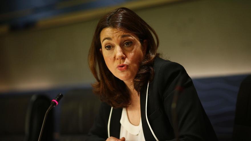 """Soraya Rodríguez (PSOE): """"Queremos una Cataluña en España y seguir caminando conjuntamente con el PSC"""""""