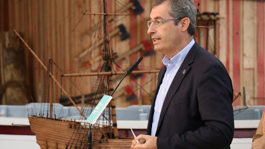 """Olano critica que el Gobierno central """"no está a la altura de las circunstancias"""" en Cataluña"""