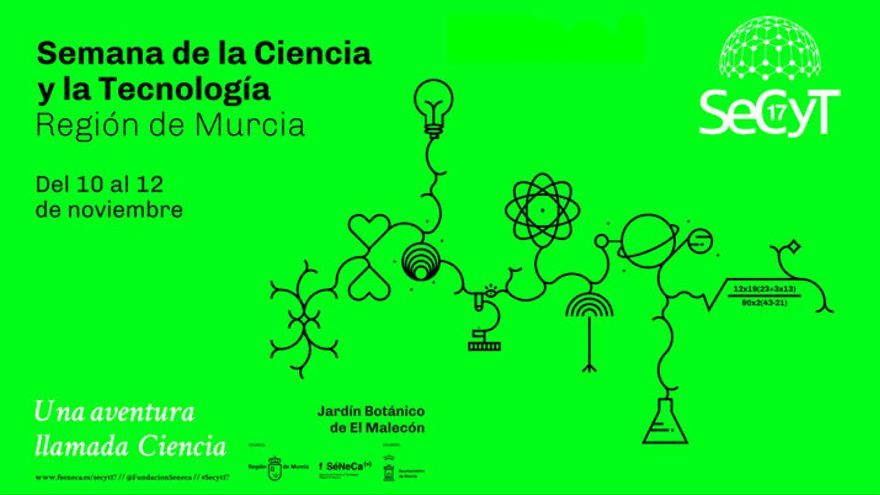 Comienza la XVI Semana de la Ciencia y la Tecnología en Murcia