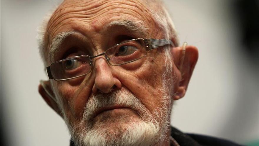 El humanista José Luis Sampedro. / Efe