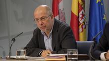 El vicepresidente y portavoz de la Junta, Francisco Igea.