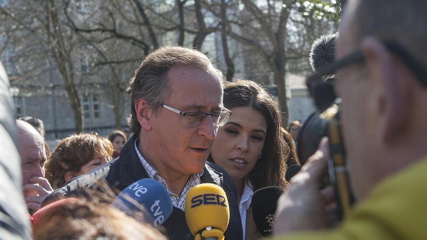 Alfonso Alonso no será el candidato del PP a las elecciones autonómicas vascas del 5 de abril