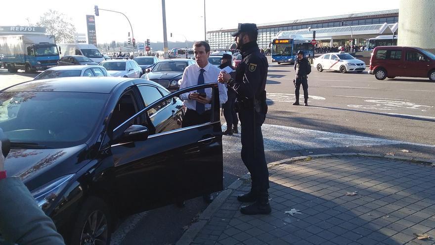 taxi huelga enero 2019