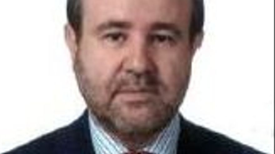 José María Portillo, director general de Caja Rural de Extremadura