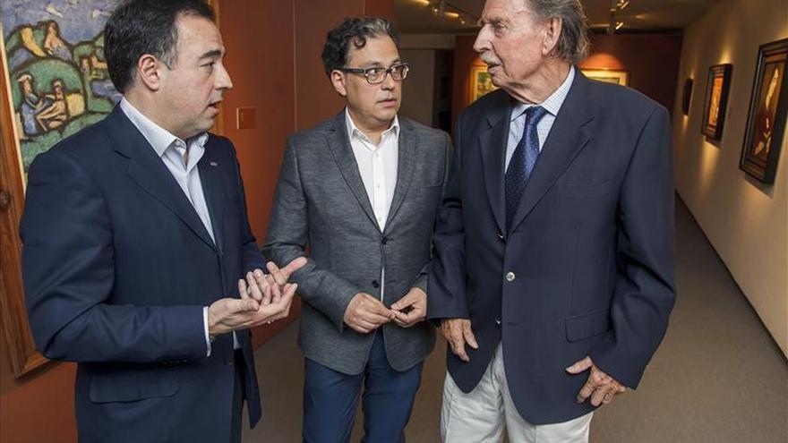 Burgos muestra la colección Gerstenmair, con Sorolla, Picasso y Zuloaga