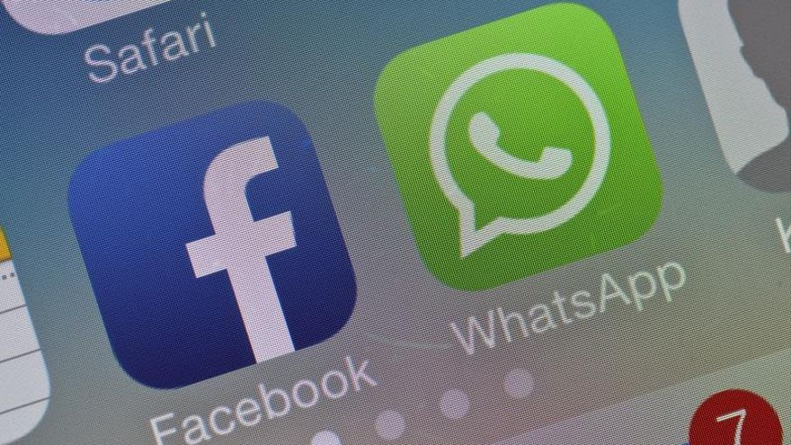Facebook añadirá su nombre a las aplicaciones de Instagram y WhatsApp