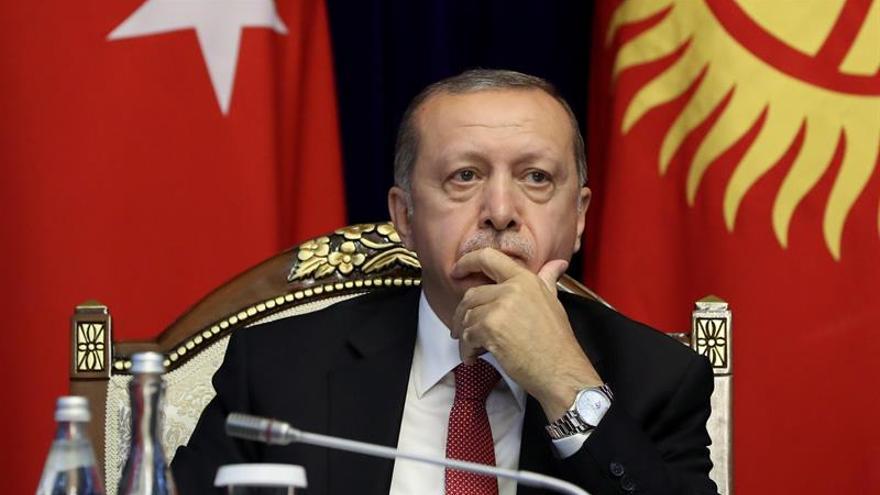 Erdogan advierte al Banco Central turco de que su paciencia es limitada