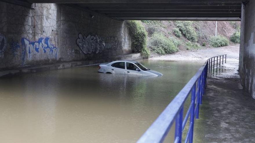 De los daños de la lluvia en LPGC (II) #6