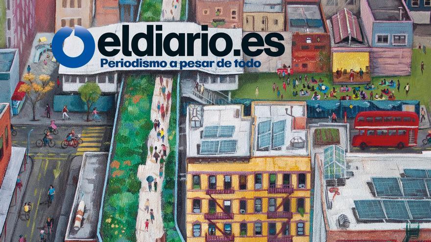"""Portada de la revista Cuadernos nº16 """"La ciudad civilizada"""""""