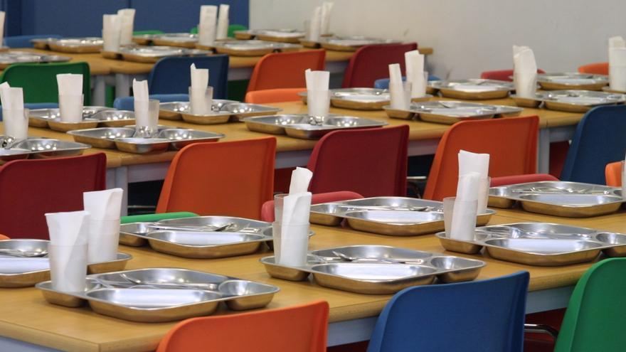 El sueldo de las monitoras de comedores escolares de Aragón sube un ...