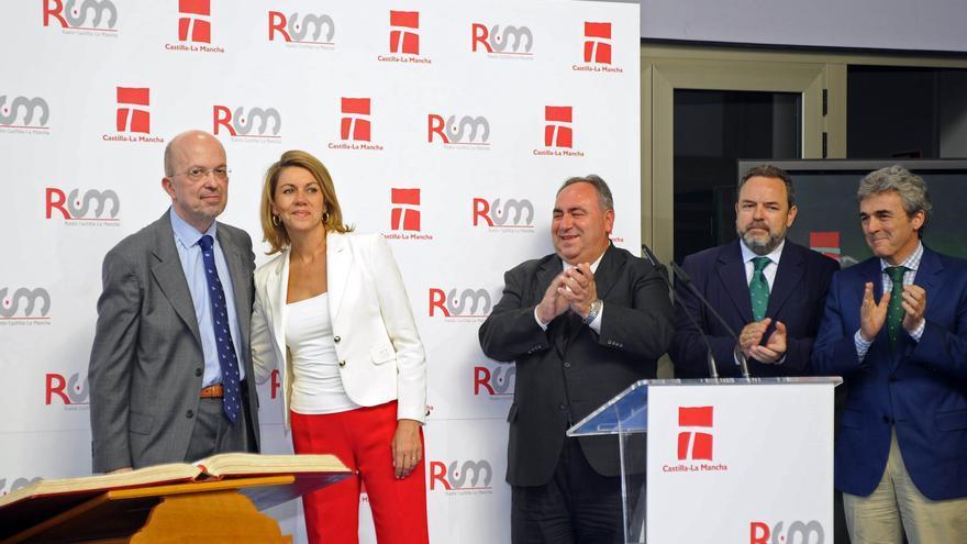 Nacho Villa y otros tres exaltos cargos de la televisión pública de Castilla-La Mancha, condenados a devolver 69.000 euros gastados en comidas y hoteles