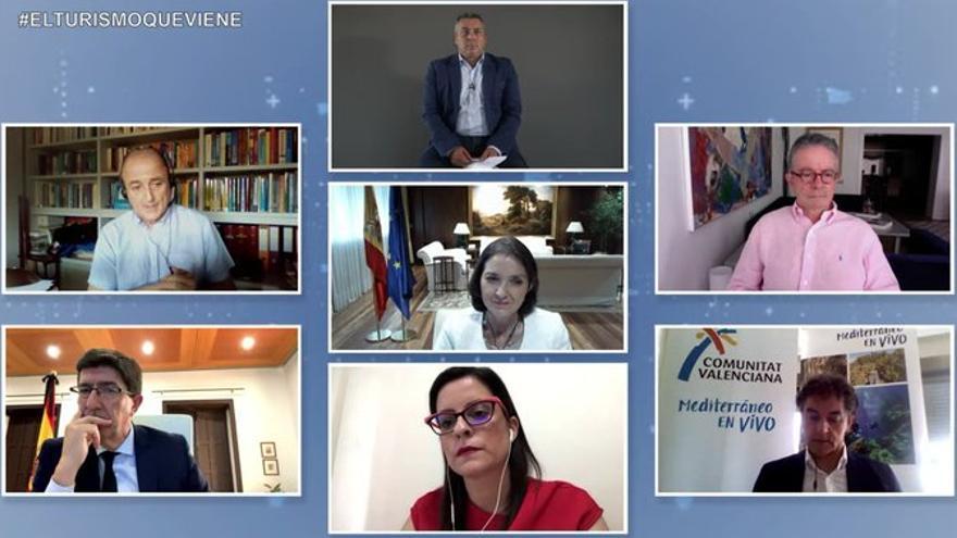 """Encuentro on line """"Diálogos para el futuro"""""""