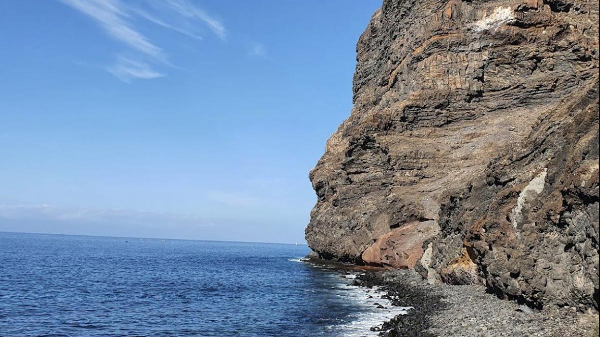 Playa de Barranco Seco, Tenerife