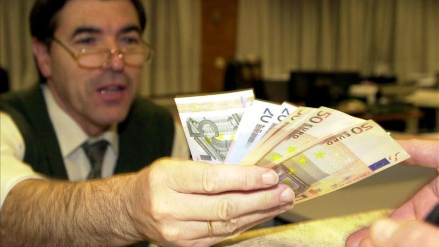 El euro sube a 1,3087 dólares en la apertura de Fráncfort